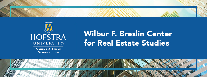 Wilbur F. Breslin Center for Real Estate Studies