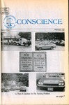 Conscience Volume 15 Number 2 by Hofstra University School of Law