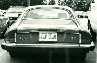 Dean Schmertz's Car