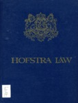 Pocket Part 1983 by Hofstra School of Law, Ray Smolenski Ed., and Bob Wilk Ed.